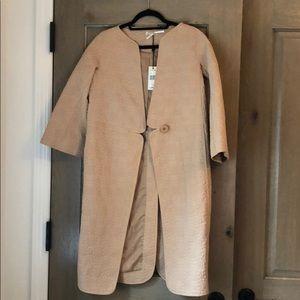 MAX Studio Camel Coat NWT!